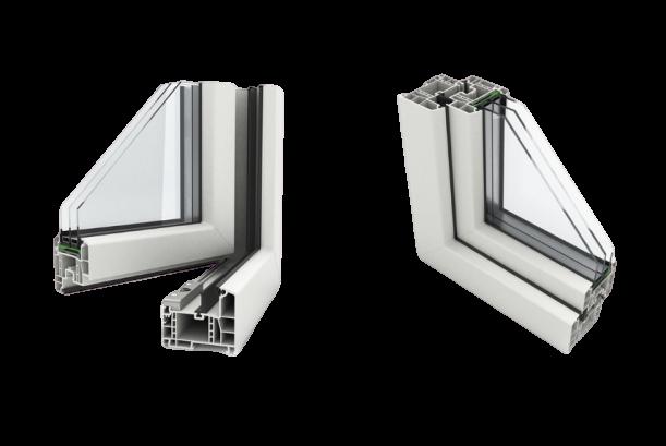 uPVC windows Features